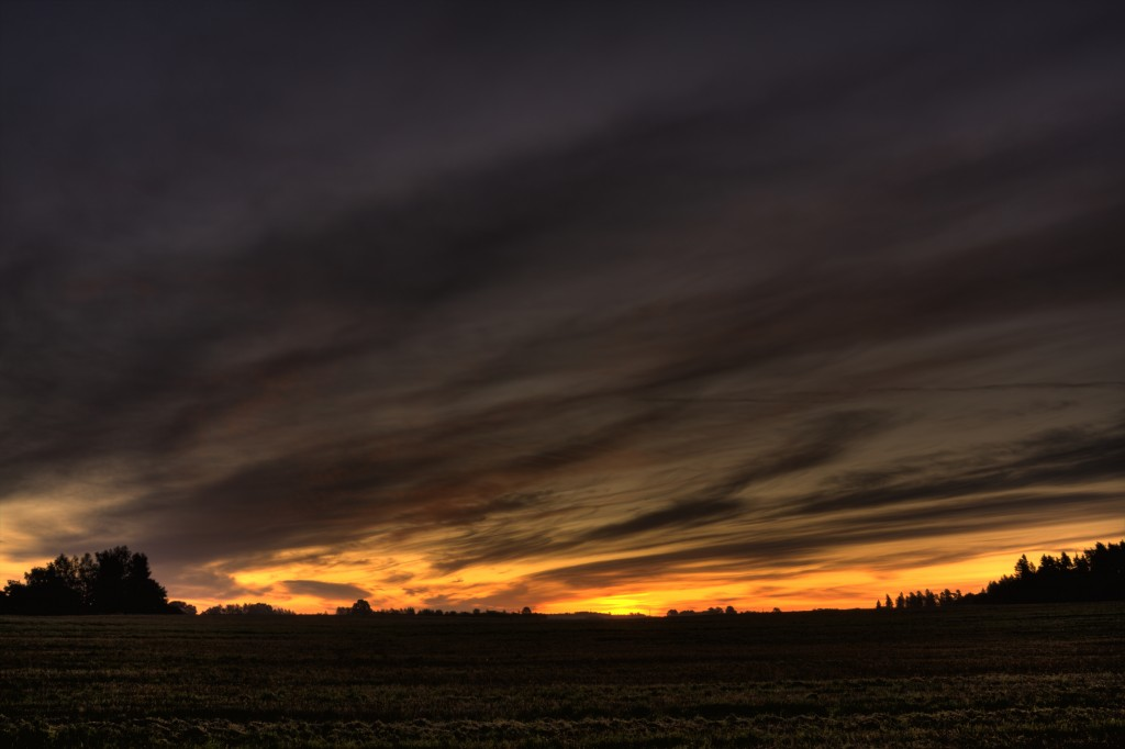 Sunrise @6:40